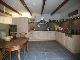 Cuisine Dans Veranda House With 10 Rooms With Pool In The Heart Homeaway Uzès