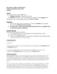 hist 2020 fall 13 midterm exam studyguide docx history 2020 with