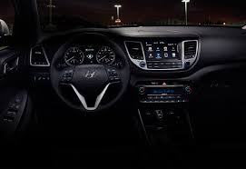 hyundai tucson night 2017 hyundai tucson u2013 technology features hyundai