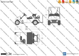 ez go txt volt wiring diagram with blueprint 32449 at textron