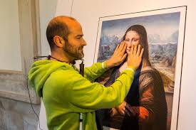 Museum For The Blind Please Touch The Art 3 D Printing Helps Visually Impaired