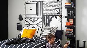 chambre ado noir et blanc deco noir et blanc chambre ado chaios com