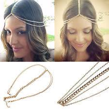 hair chains fashion hair chains ebay