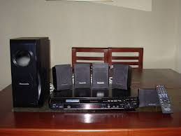 home theater panasonic dvd home theater panasonic sa pt160 60 000 sesenta mil u2026 flickr