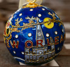 new orleans christmas ornaments christmas cards