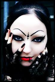 354 best images about goth makeup on makeup goth beauty and goth