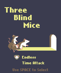 Three Blind Guys Three Blind Mice Game Project Wip