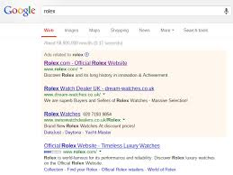 Ppc Resume Rolex Analyse A Real Ppc Campaign Ppc Org