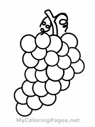 fruit coloring pdf shishita world com