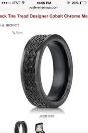 mens wedding bands cobalt mens cobalt wedding bands chrome brushed by tyingtheknotbyclaude