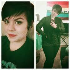 cute short haircuts for plus size girls 12 best plus size pixie hair images on pinterest pixie haircuts
