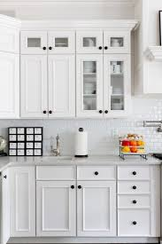 black pulls for white kitchen cabinets what s trending in metal finishes and hardware byhyu 144