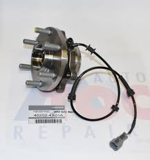 nissan pathfinder wheel bearing oem genuine wheel bearing and hub to fit nissan d40 u0026 r51