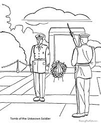 25 memorial coloring pages ideas american