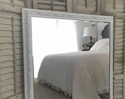 Shabby Chic Large Mirror by Extra Large Mirror Etsy