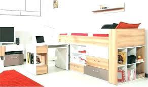 bureau superposé lit superpose avec bureau lit mezzanine bureau lit mezzanine bureau