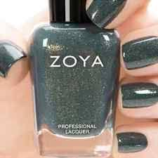 zoya zp759 yuna ignite collection copper gold grey metallic nail