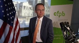 us consumer protection bureau a tale of two bosses us cfpb acting directors battle with emails