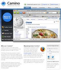 camino browser 16 fabulous web browser options sitepoint