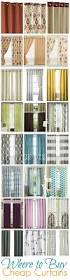 Discounted Curtains Add A Panel Of Color To Dress Up White Curtains Diy Crafts