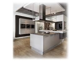 cuisine blanche parquet cuisine blanche avec grand ilot plan sur mesure qualité neha
