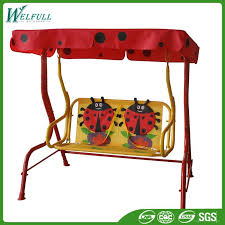 outdoor swing chair with canopy outdoor garden furniture two seat