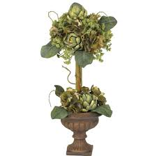 home decoration cool artificial floral arrangements with glass