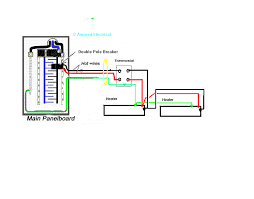 choose the right thermostat with cadet heater wiring diagram