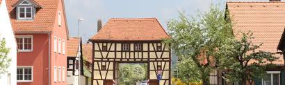 Freilandmuseum Bad Windsheim Ickelheim Bad Windsheim Wellness Wein U0026 Wandern In Franken