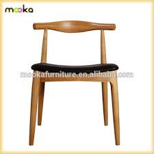 Wegner Chairs Reproduction Ch129 Replica Wooden Hans J Wegner Style Pp505 Cow Horn Chair