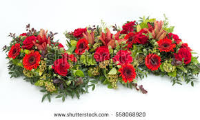flower arrangements for funerals funeral flowers stock images royalty free images vectors