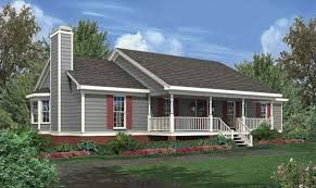 the 18 best simple ranch homes house plans 10208