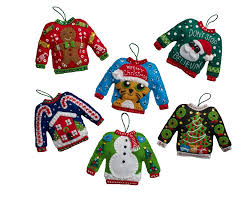 sweaters bucilla felt ornament kit