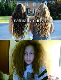 i have natural curly hair who do you style it for a teenager who a boy fyi that above picture is what the media thinks natural curls