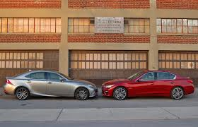 lexus is 350 vs mercedes c class motortrend head 2 head infiniti q50s vs lexus is350 f sport
