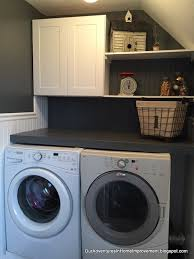 the finishing touch a sliding barn door for the laundry room