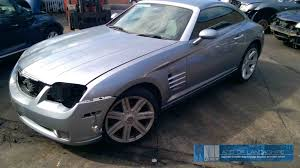 chrysler crossfire 3 2l petrol 6 speed manual 2004