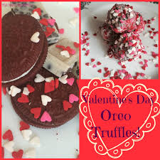 mini monets and mommies red velvet oreo balls for valentine u0027s day