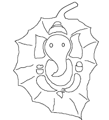 rangoli coloring pages coloring page