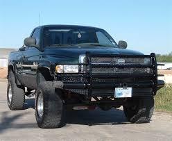 1999 dodge ram 1500 doors ranch fbd941blr legend series front bumper fits ram 1500 ram