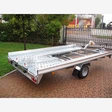 carrello porta auto carrello trasporto auto basculante con re posteriori srl