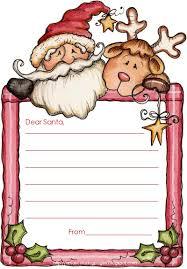 santa letter cliparts free download clip art free clip art