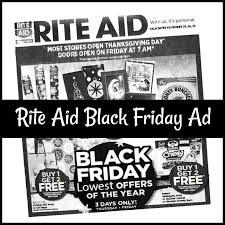 rite aid black friday sales 2017 just released saving dollars