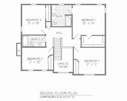 colonial plans new england colonial house plans floor open concept classic georgian