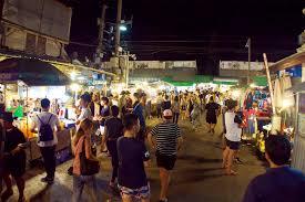 jj green night market bangkok u0027s hippest vintage market