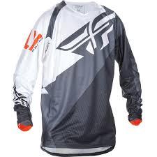 fly motocross helmet fly racing 2017 mx new evolution 2 0 black white jersey pants