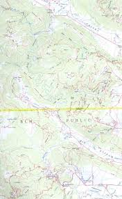 Dolores Colorado Map by Dolores River