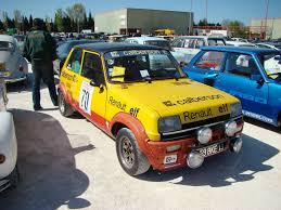 renault dakar avignon motor festival ran when parked