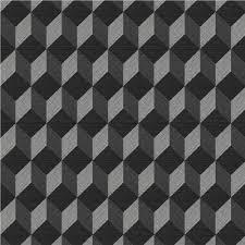 muriva cubix 3d effect geometric squares cubes vinyl wallpaper j43719