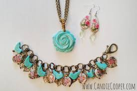 diy necklace set images How to make jewelry in a set candie cooper jpg